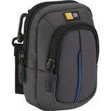 Case Logic DCB-302 Carrying Case for Camera - Gray