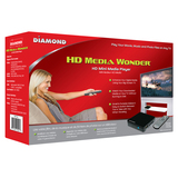 Diamond HD Media Wonder Mini Media Player MP700