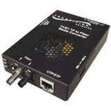 Transition Networks Point System SSDTF1027-120 Media Converter