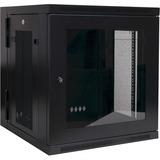 Tripp Lite SRW12USG Wall mount Rack Enclosure Server Cabinet w/ Plexiglass Door SRW12USG