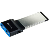 F4U024 - Belkin F4U024 2-port ExpressCard USB Adapter