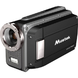 Mustek HDV527W Digital Camcorder - 2.7&quot; LCD - CMOS - Black