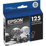 Epson DURABrite T125120 Ink Cartridge - Black - T125120S