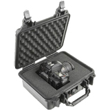 Pelican 1200 Multi Purpose Case - Copolymer - Orange