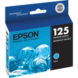 Epson DURABrite Ultra T125220 Standard Capacity Ink Cartridge T125220-S