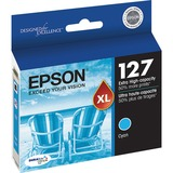 Epson DURABrite T127220-S Ink Cartridge - Cyan