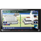 Pioneer AVIC-Z120BT Car DVD Player - 7' LCD - 200 W - Double DIN