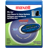 Maxell BR-GAME Lens Cleaner