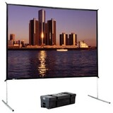 Da-Lite Fast-Fold Deluxe 88608 Projection Screen