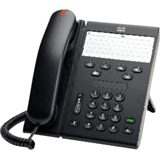 Cisco CP-6911-CL-K9= Unified IP Phone Slimline Handset CP-6911-CL-K9=