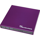 PC Treasures 07188 DVD-Writer - Purple - Retail - External