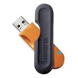Memorex TravelDrive 98613 Flash Drive - 4 GB