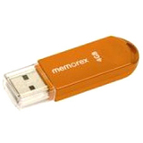 Memorex TravelDrive 98615 Flash Drive - 4 GB