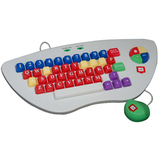 Ergoguys Mypc Stage One Toddler Keyboard and Mouse PC & MAC