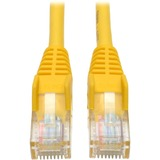 Tripp Lite N001-010-YW Category 5e Network Cable - 10 ft - Patch Cable - Yellow
