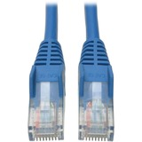 Tripp Lite N001-015-BL Category 5e Network Cable - 15 ft - Patch Cable - Blue