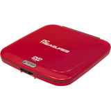 PC Treasures 07251 DVD-Reader - Red - External