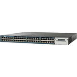 Cisco WS-C3560X-48P-L Ethernet Switch - 48 Port - 2 Slot