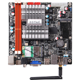 ZOTAC NM10-ITX Desktop Motherboard - Intel Chipset