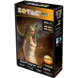 ZOTAC ZT-20204-20L GeForce GT 220 Graphics Card - PCI Express 2.0 x16 - 1 GB DDR2 SDRAM