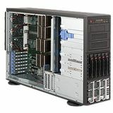 SYS-8046B-6RF - Supermicro SuperServer 8046B-6RF Barebone System - 4U Tower - Intel 7500 Chipset - Socket LGA-1567 - 4 x Processor Support