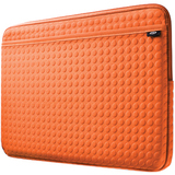 LaCie ForMoa 131067 Notebook Case - Sleeve - Neoprene - Orange