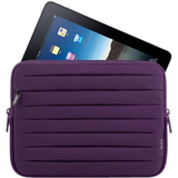 Belkin F8N277TT091 Tablet PC Case - Sleeve - Neoprene - Perfect Plum