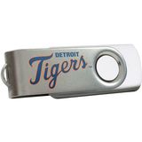 Centon DataStick Swivel MLB Detroit Tigers Edition Flash Drive - 4 GB