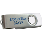 Centon DataStick Swivel MLB Tampa Bay Rays Edition Flash Drive - 4 GB