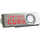Centon DataStick Swivel MLB Chicago Cubs Edition Flash Drive - 1 GB