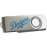 Centon DataStick Swivel MLB Los Angeles Dodgers Edition Flash Drive - 1 GB