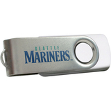 Centon DataStick Swivel MLB Seattle Mariners Flash Drive - 1 GB
