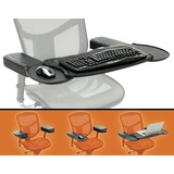 Mobo Chair Mount Ergo Keyboard and Mouse Tray System