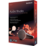 Sony Sound Forge Audio Studio v.10.0