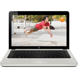 HP G42-200 G42-240US WQ645UA Notebook - Turion II P520 2.30GHz - 14' - White
