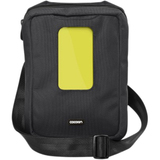 Cocoon CGB150BY Tablet PC Case - Messenger - Ballistic Nylon - Black - CGB150BY
