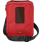 Cocoon CGB150RD Tablet PC Case - Messenger - Ballistic Nylon - Racing Red