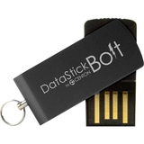 Centon DataStick Bolt 16GBDSB-BLACK Flash Drive - 16 GB