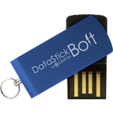 Centon DataStick Bolt 16GBDSB-BLUE Flash Drive - 16 GB