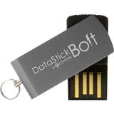 Centon DataStick Bolt 16GBDSB-GREY Flash Drive - 16 GB