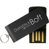 Centon DataStick Bolt 2GBDSB-BLACK Flash Drive - 2 GB