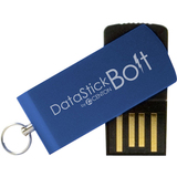 Centon DataStick Bolt 2GBDSB-BLUE Flash Drive - 2 GB