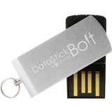 Centon DataStick Bolt 2GBDSB-SILVER Flash Drive - 2 GB