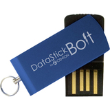 Centon DataStick Bolt 8GBDSB-BLUE Flash Drive - 8 GB
