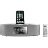 Philips DC290 Desktop Clock Radio - Apple Dock Interface - DC29037