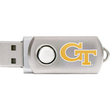 Centon DataStick Twist Collegiate Georgia Tech Flash Drive - 2 GB