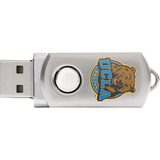 Centon DataStick Twist University of California - Los Angeles Edition Flash Drive - 2 GB