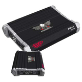 Power Acoustik CRYPT CPT4-800 Car Amplifier - 80 W RMS - 800 W PMPO - 4 Channel - Class AB