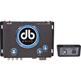 db OKUR E7 BE Car Equalizer - Parametric - 1 Band