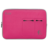 iLuv Carrying Case for 15 Notebook - Pink